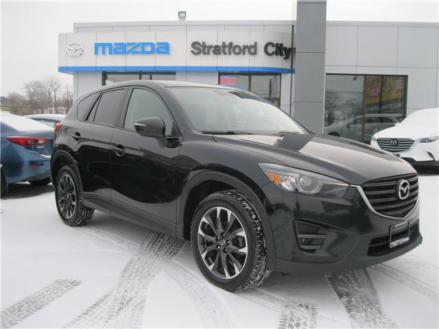 2016 Mazda CX-5 GT (Stk: 00528) in Stratford - Image 1 of 23