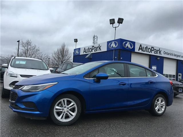 2018 Chevrolet Cruze LT Auto (Stk: 18-52168) in Georgetown - Image 1 of 25