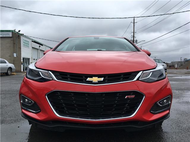 2018 Chevrolet Cruze Premier Auto (Stk: 18-90549) in Georgetown - Image 2 of 26