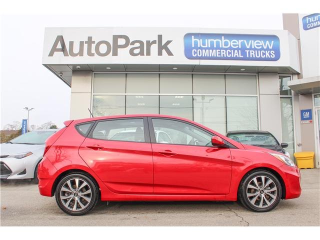 2017 Hyundai Accent SE (Stk: 17-321713) in Mississauga - Image 4 of 22