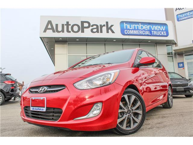 2017 Hyundai Accent SE (Stk: 17-321713) in Mississauga - Image 1 of 22