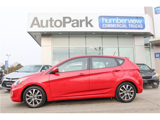 2017 Hyundai Accent SE (Stk: 17-321713) in Mississauga - Image 3 of 22