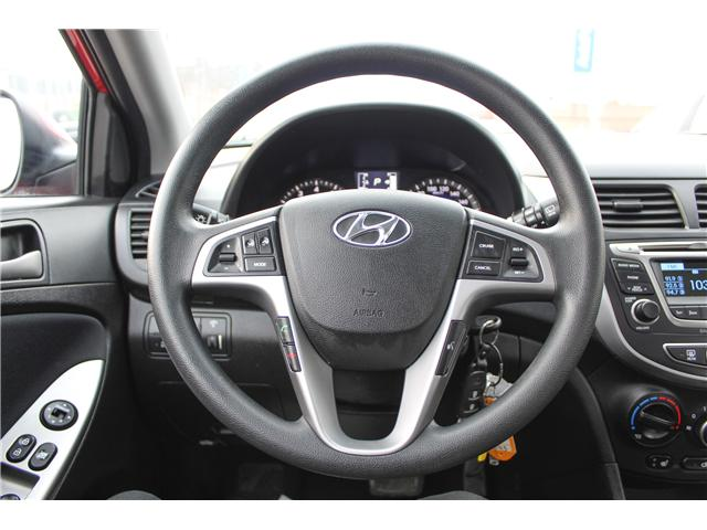 2017 Hyundai Accent SE (Stk: 17-321713) in Mississauga - Image 11 of 22