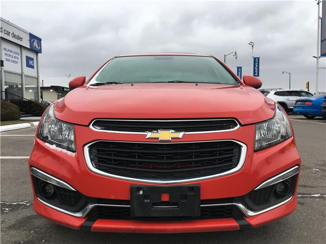 2015 Chevrolet Cruze LTZ (Stk: 15-10180) in Brampton - Image 2 of 26