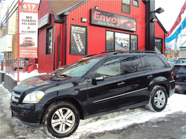 2008 Mercedes-Benz GL-Class Base (Stk: ) in Ottawa - Image 1 of 25