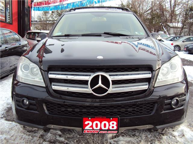 2008 Mercedes-Benz GL-Class Base (Stk: ) in Ottawa - Image 2 of 25