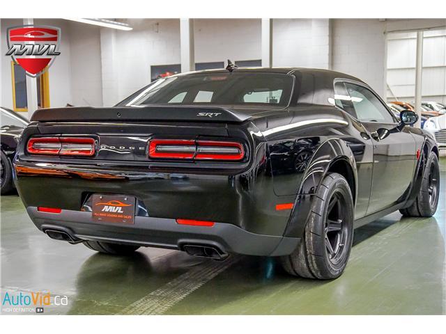 2018 Dodge Challenger SRT Demon (Stk: ) in Oakville - Image 14 of 49