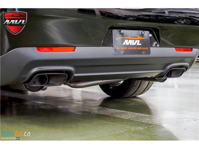 2018 Dodge Challenger SRT Demon (Stk: ) in Oakville - Image 20 of 49