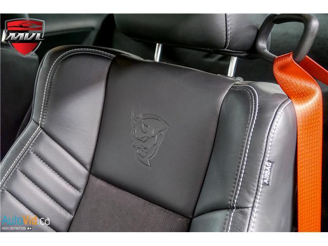 2018 Dodge Challenger SRT Demon (Stk: ) in Oakville - Image 24 of 49