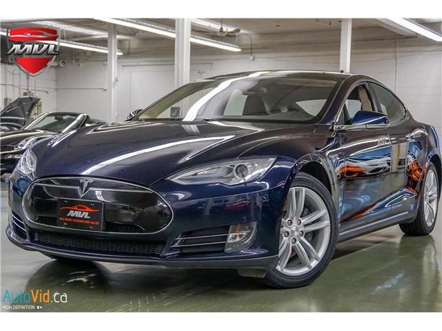 2014 Tesla Model S 60 (Stk: ) in Oakville - Image 1 of 38