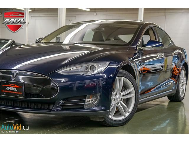 2014 Tesla Model S 60 (Stk: ) in Oakville - Image 2 of 38