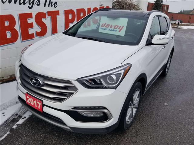 2017 Hyundai Santa Fe Sport 2.0T Limited (Stk: 18-809) in Oshawa - Image 1 of 17