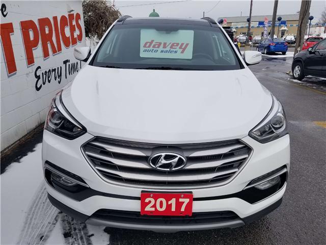 2017 Hyundai Santa Fe Sport 2.0T Limited (Stk: 18-809) in Oshawa - Image 2 of 17