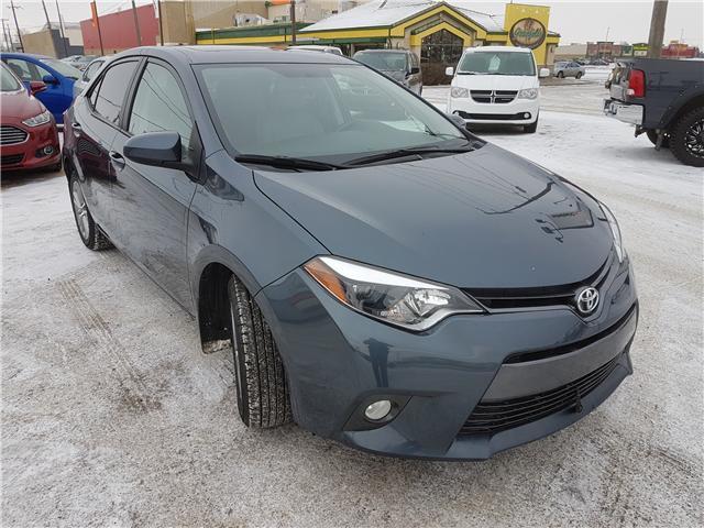 2015 Toyota Corolla LE (Stk: A2607) in Saskatoon - Image 8 of 23