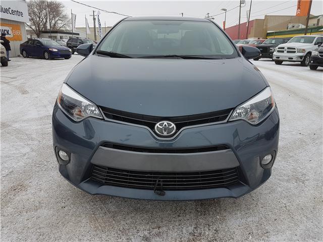 2015 Toyota Corolla LE (Stk: A2607) in Saskatoon - Image 9 of 23