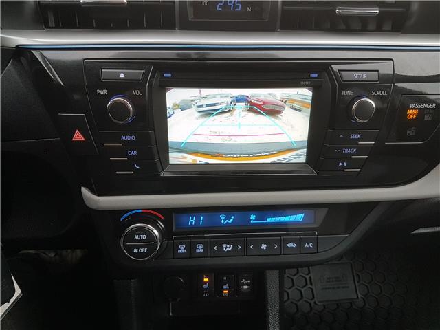 2015 Toyota Corolla LE (Stk: A2607) in Saskatoon - Image 15 of 23