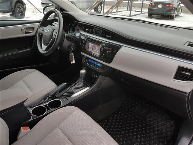 2015 Toyota Corolla LE (Stk: A2607) in Saskatoon - Image 19 of 23