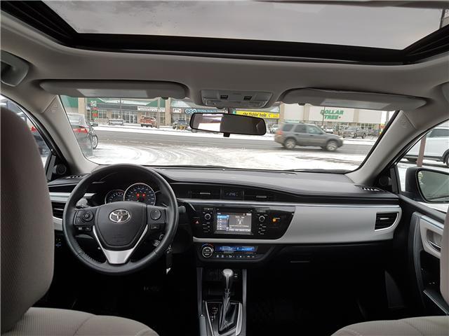 2015 Toyota Corolla LE (Stk: A2607) in Saskatoon - Image 13 of 23