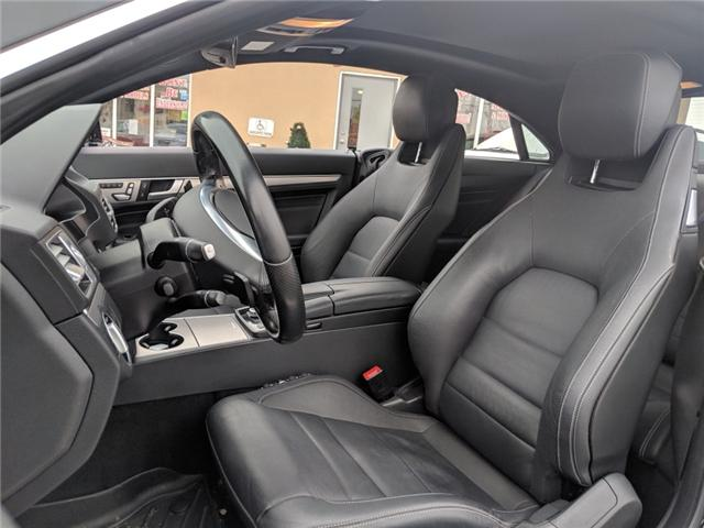 2016 Mercedes-Benz E-Class Base (Stk: ) in Bolton - Image 13 of 26