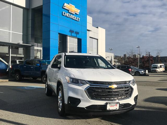 2019 Chevrolet Traverse LS (Stk: 9TR15590) in North Vancouver - Image 2 of 14