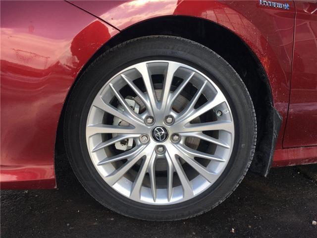 2018 Toyota Camry HYBRID XLE (Stk: 43056) in Brampton - Image 3 of 25
