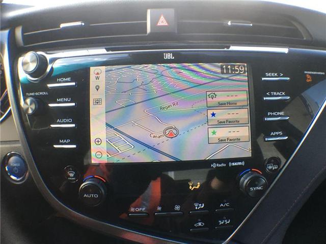 2018 Toyota Camry HYBRID XLE (Stk: 43056) in Brampton - Image 14 of 25