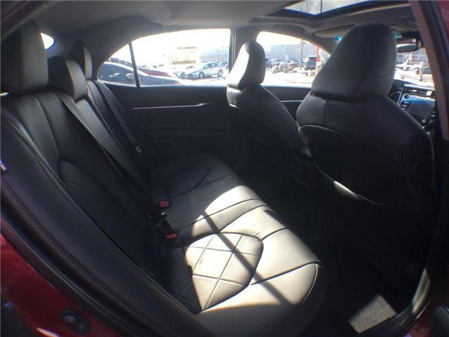 2018 Toyota Camry HYBRID XLE (Stk: 43056) in Brampton - Image 21 of 25