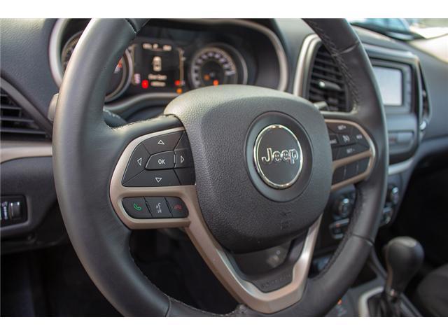 2017 Jeep Cherokee North (Stk: EE900140) in Surrey - Image 21 of 28