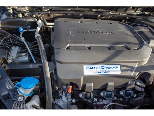 2015 Honda Accord Touring V6 (Stk: J374907A) in Surrey - Image 5 of 25