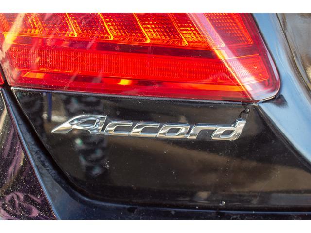 2015 Honda Accord Touring V6 (Stk: J374907A) in Surrey - Image 7 of 25