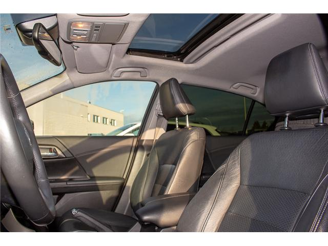 2015 Honda Accord Touring V6 (Stk: J374907A) in Surrey - Image 9 of 25