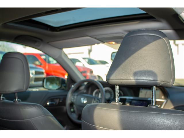 2015 Honda Accord Touring V6 (Stk: J374907A) in Surrey - Image 13 of 25