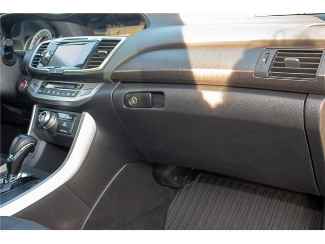2015 Honda Accord Touring V6 (Stk: J374907A) in Surrey - Image 15 of 25