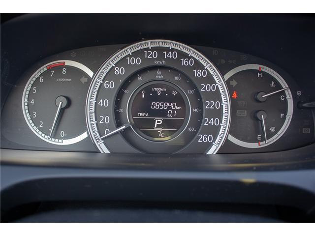 2015 Honda Accord Touring V6 (Stk: J374907A) in Surrey - Image 19 of 25