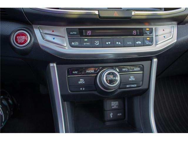 2015 Honda Accord Touring V6 (Stk: J374907A) in Surrey - Image 22 of 25