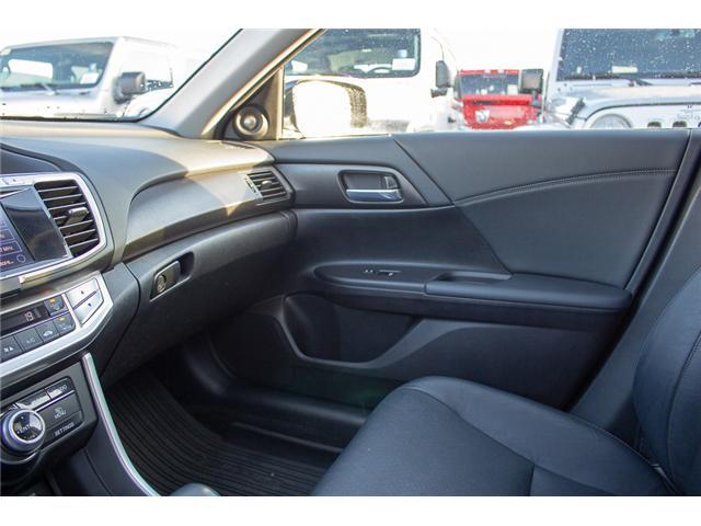 2015 Honda Accord Touring V6 (Stk: J374907A) in Surrey - Image 24 of 25