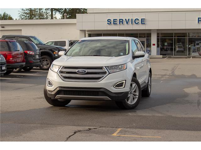 2018 Ford Edge SEL (Stk: P0507) in Surrey - Image 3 of 30