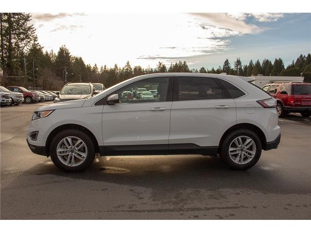 2018 Ford Edge SEL (Stk: P0507) in Surrey - Image 4 of 30