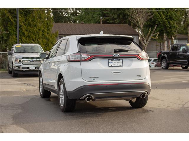 2018 Ford Edge SEL (Stk: P0507) in Surrey - Image 5 of 30