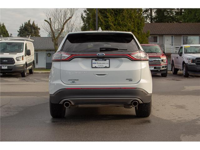 2018 Ford Edge SEL (Stk: P0507) in Surrey - Image 6 of 30