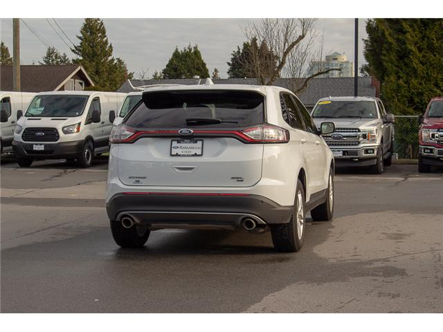 2018 Ford Edge SEL (Stk: P0507) in Surrey - Image 7 of 30