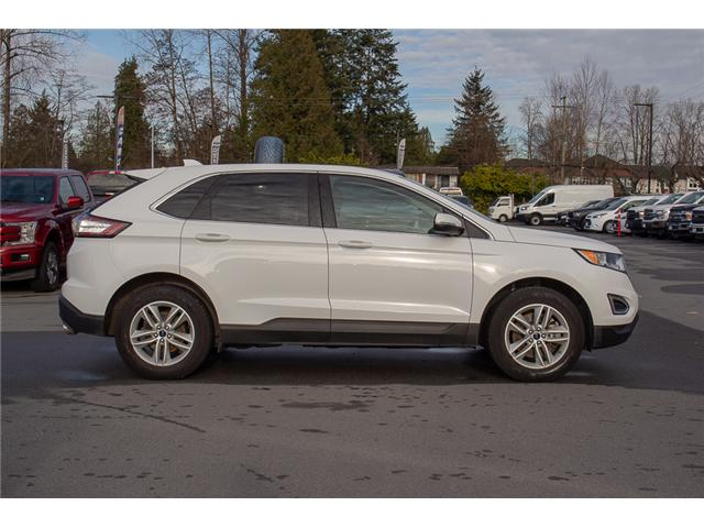 2018 Ford Edge SEL (Stk: P0507) in Surrey - Image 8 of 30