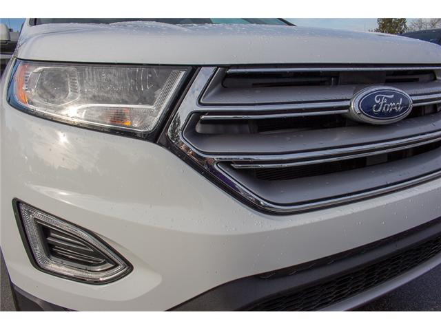 2018 Ford Edge SEL (Stk: P0507) in Surrey - Image 12 of 30