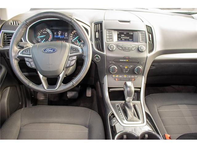 2018 Ford Edge SEL (Stk: P0507) in Surrey - Image 17 of 30