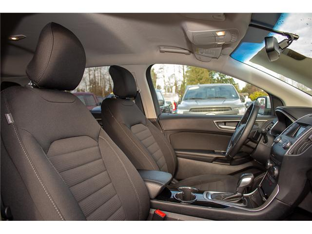 2018 Ford Edge SEL (Stk: P0507) in Surrey - Image 21 of 30