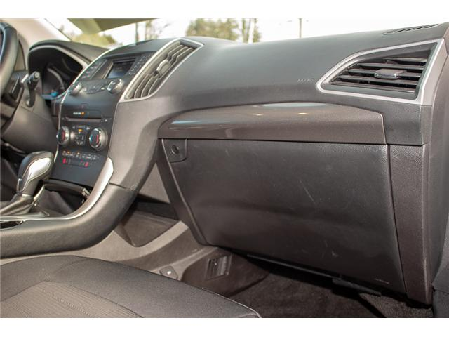 2018 Ford Edge SEL (Stk: P0507) in Surrey - Image 22 of 30