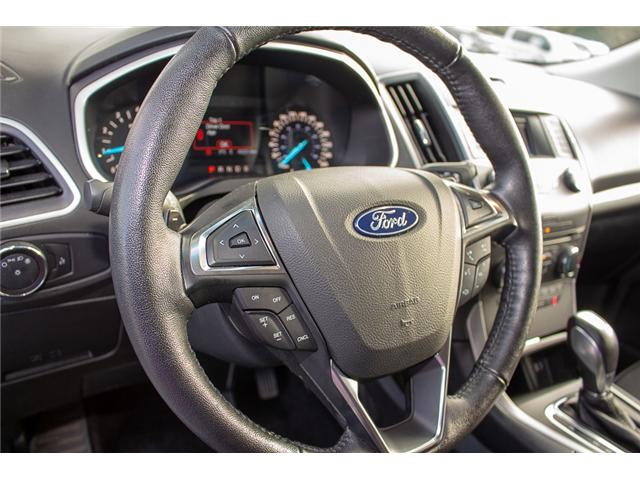 2018 Ford Edge SEL (Stk: P0507) in Surrey - Image 24 of 30