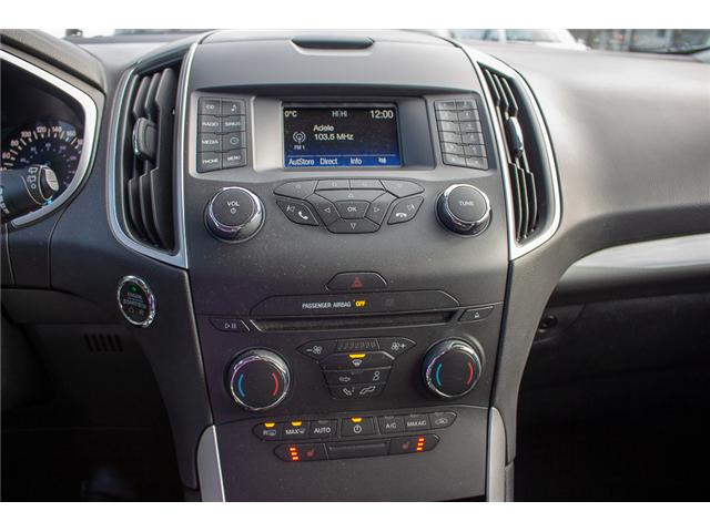 2018 Ford Edge SEL (Stk: P0507) in Surrey - Image 27 of 30