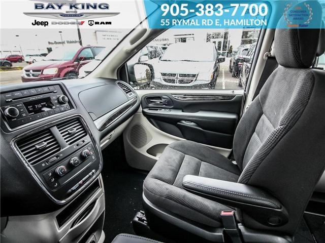 2019 Dodge Grand Caravan CVP/SXT (Stk: 193538) in Hamilton - Image 13 of 24