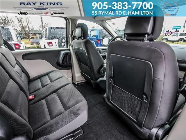 2019 Dodge Grand Caravan CVP/SXT (Stk: 193538) in Hamilton - Image 15 of 24